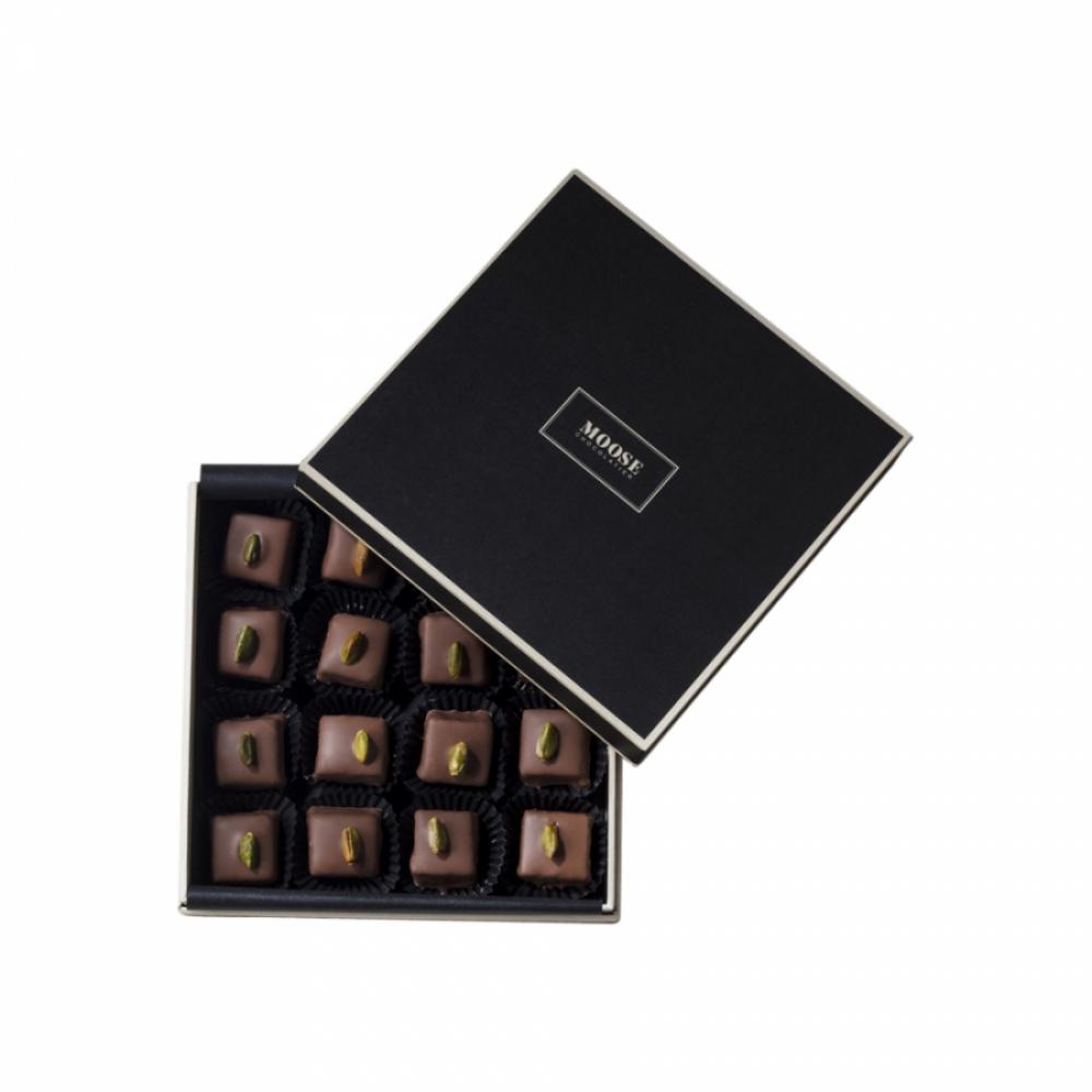 16'lı Çikolata Kaplı Fıstık Ezmesi