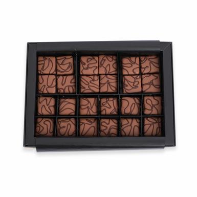 24'lü Fındık Pralin Kutu Çikolata - Thumbnail