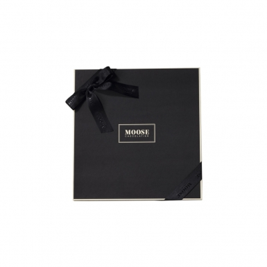 Siyah Kalpli Karışık Çikolata - Thumbnail