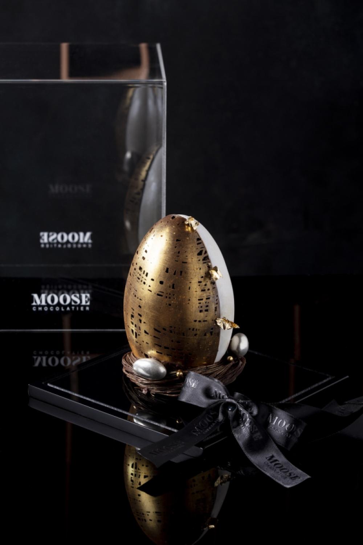 Gold Yumurta Çikolata