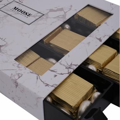 Karışık Hediyelik Kutu Çikolata - Thumbnail