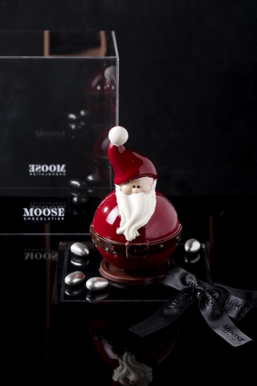 Tasarım Çikolata Noel Baba